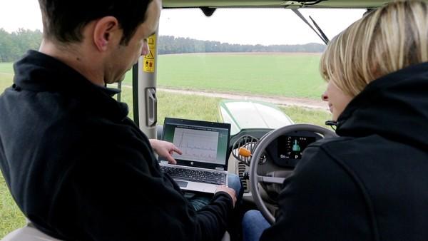 Schaeffler biedt een complete service voor de landbouwtechniek.