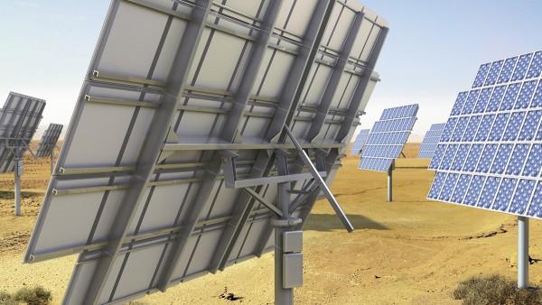 Met name bij de geconcentreerde fotovoltaïsche installaties is tracking belangrijk.