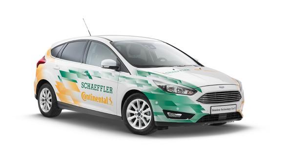 Conceptvoertuig Gasoline Technology Car II (GTC II)