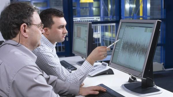 Bewaking op afstand van machines en installaties