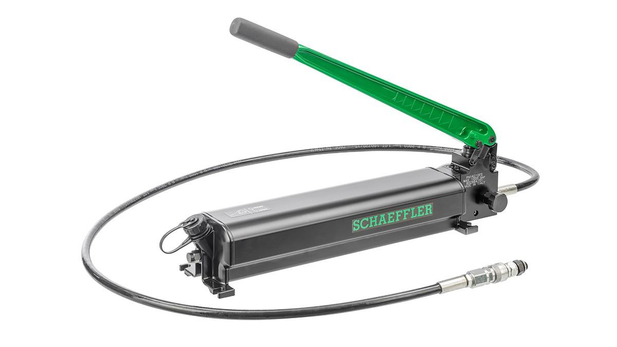 Schaeffler onderhoudsproducten: Drukgenerator