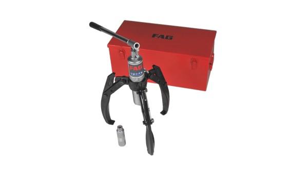 Schaeffler onderhoudsproducten: Mechanisch gereedschap, hydraulische extractors