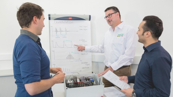 Schaeffler-toestandbewaking Troubleshooting
