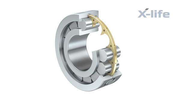Schaeffler-wentellagers en -glijlagers: Wrijvingsarme cilinderrollagers