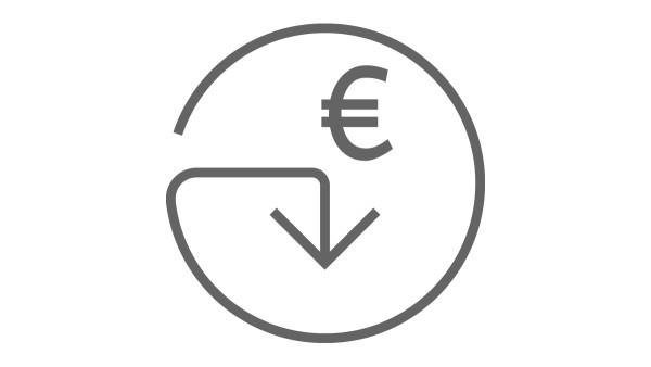 Besparingspotentieel op lange termijn