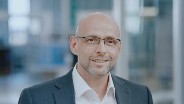 Detlev Jacobi, manager Maintenance, fabriek Schweinfurt