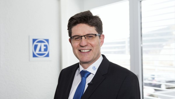 Dr.-Ing. Dietmar Tilch. Director Industrial Technology – Condition Monitoring Systems bij ZF Friedrichshafen AG