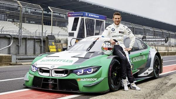 Start van het DTM seizoen: Schaeffler stimuleert technologietransfer