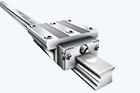 Lineairgeleidingen met kogelomloopeenheid KUVE